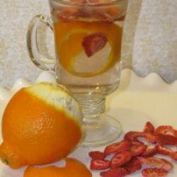 Strawberry & Tangerine